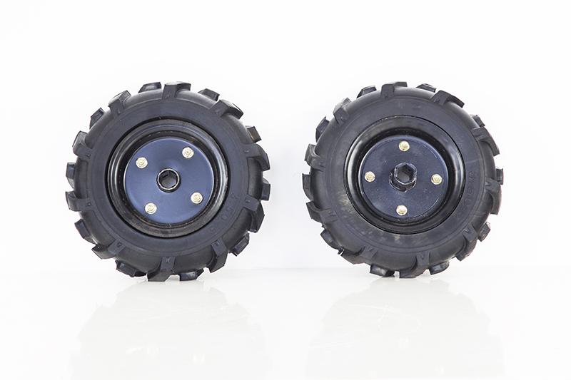 Bộ bánh lốp đặc Honda SPV00009
