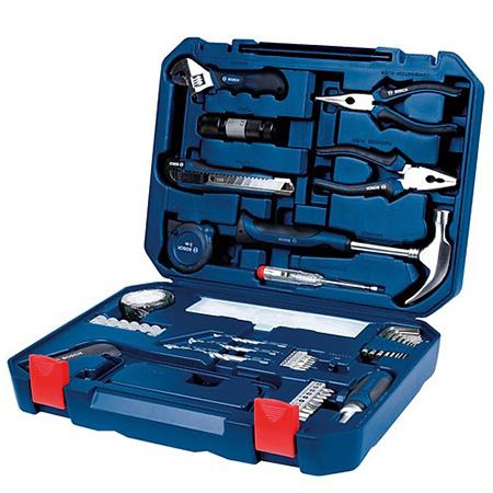 Bộ dụng cụ đa năng 108 món của Bosch 2607002788