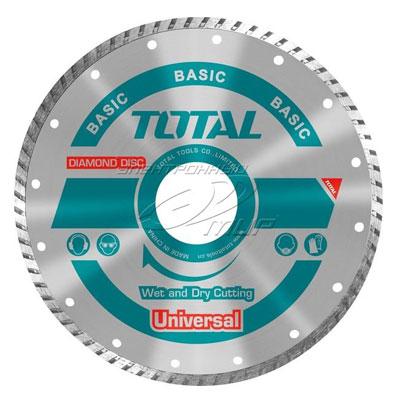 Đĩa cắt gạch khô ướt Total TAC2131803 180x22mm