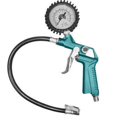 Đồng hồ đo áp suất khí TOTAL TAT11601 12bar