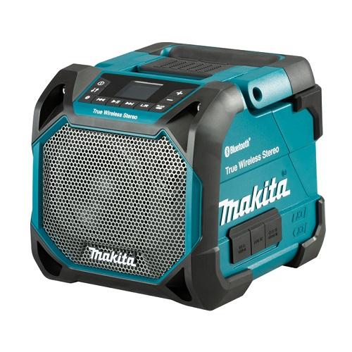Loa sử dụng ở công trường dùng pin và điện Makita DMR203 (18V/14.4V/12V MAX/AC)