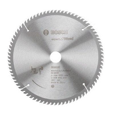 Lưỡi cắt gỗ 60 răng Bosch 2608643000 235 x 60 x 60T