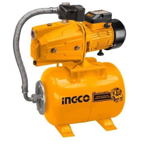 Máy bơm phun tự động Ingco JPT07508