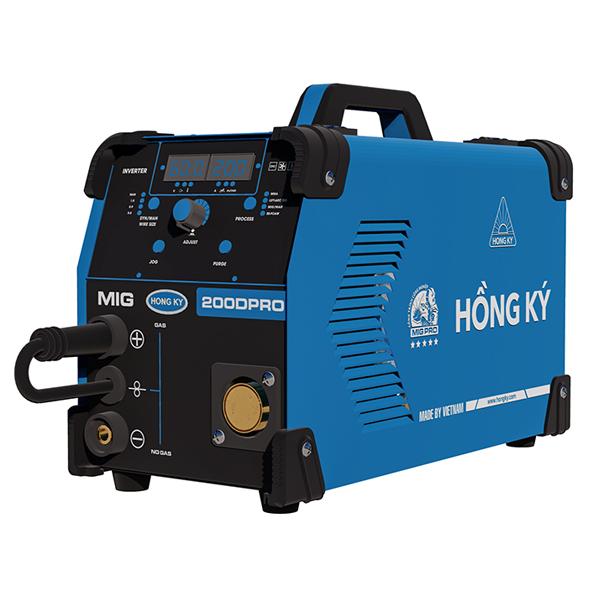 Máy hàn Mig không dùng khí Hông Ký MIG 200D PRO