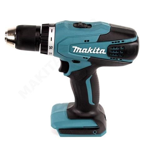 18V Máy khoan và vặn vít dùng pin Makita DF457DZ ( Chưa Pin & Sạc )