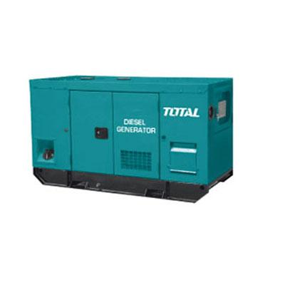 Máy phát điện động cơ dầu Total TP2100K1 12.5KW