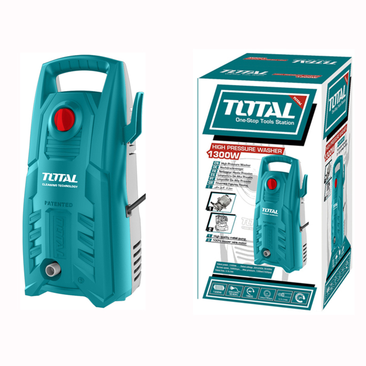 Máy phun xịt rửa áp lực cao Total TGT11316