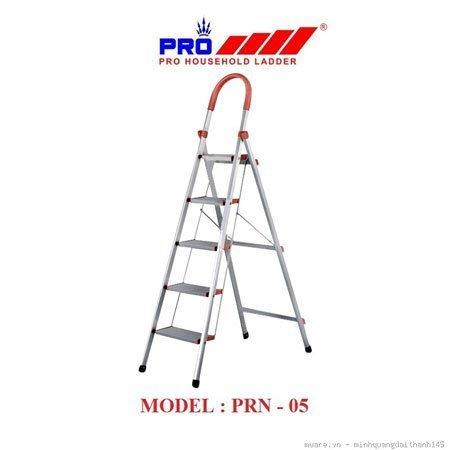 Thang nhôm ghế bản to Pro PRN-05