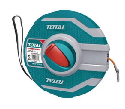 Thước dây làm bằng sợi thủy tinh TOTAL TMTF12306  30m