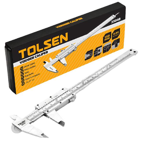 Thước kẹp cơ 150mm Tolsen 35049