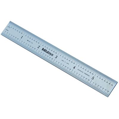 Thước lá 450mm rộng 30mm Mitutoyo 182-151