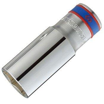 Tuýp bông dài Kingtony 423017 1/2' 17mm