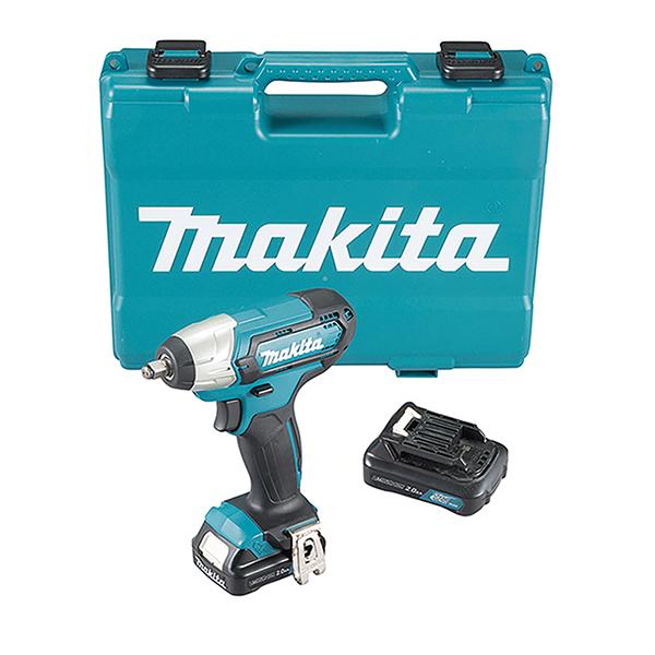 12V Máy siết bu lông dùng pin Makita TW140DSAE (9.5MM)