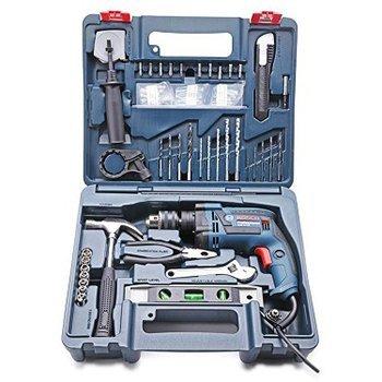 Bộ máy khoan 100 chi tiết Bosch GSB 13 RE SET