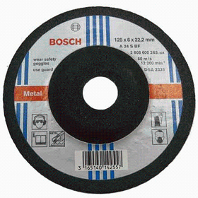 Đá mài 125mm Bosch 2608600263
