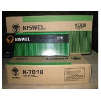Hàn thép có độ bền cao Kiswel K7018 (2.6mm)