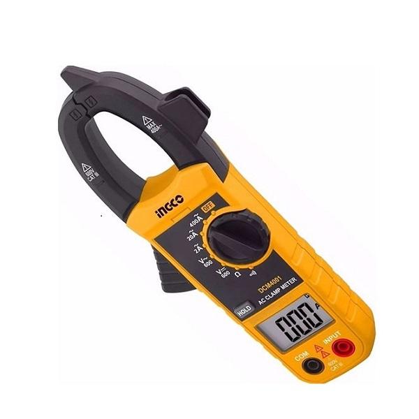 Kềm đo AC kỹ thuật số Ingco DCM6002