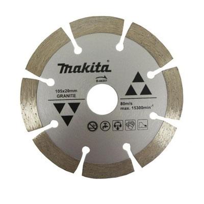 Lưỡi cắt gạch Granite Makita D-44351 105 x 1.6 x 20mm
