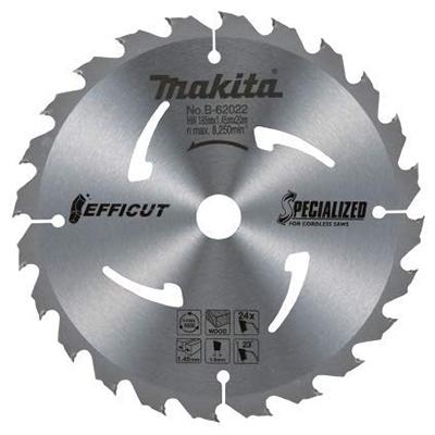 Lưỡi cắt  hợp kim Efficut Makita B-62022 (185mm x 20 x24T)