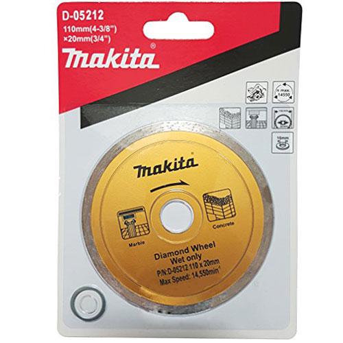 Lưỡi cắt kim cương Makita D-05212 (110x20)