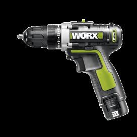 Máy khoan vặn vít dùng pin Li-ion 12V Worx Green WU128.6