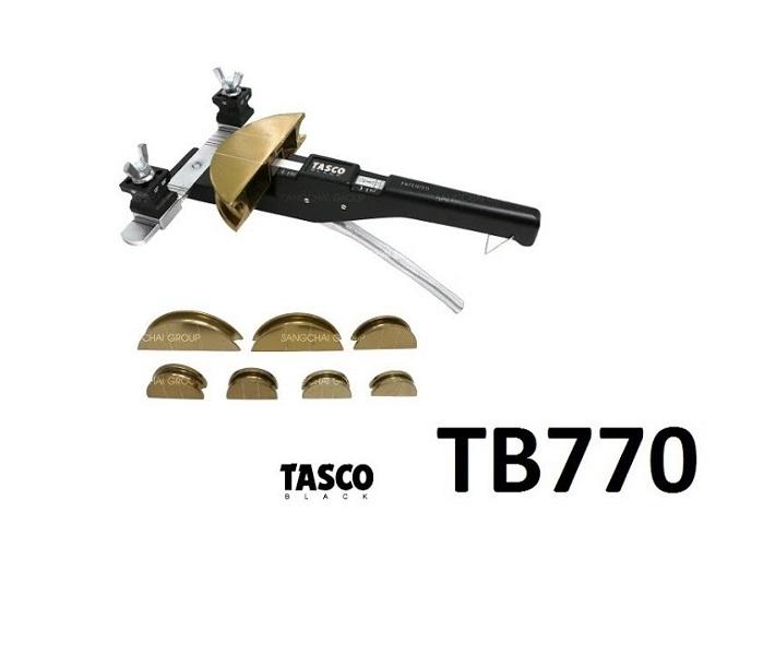 Máy uốn ống bằng tay Tasco TB770