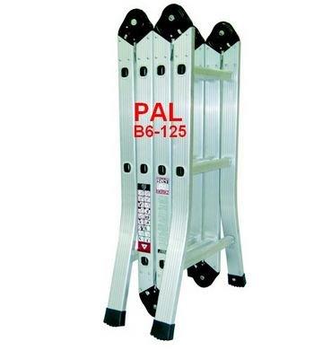 Thang nhôm 4 đoạn PAL B6-125