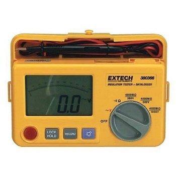 Thiết Bị Đo Điện Trở Cách Nhiệt, Ghi DữLliệu Extech - 380366