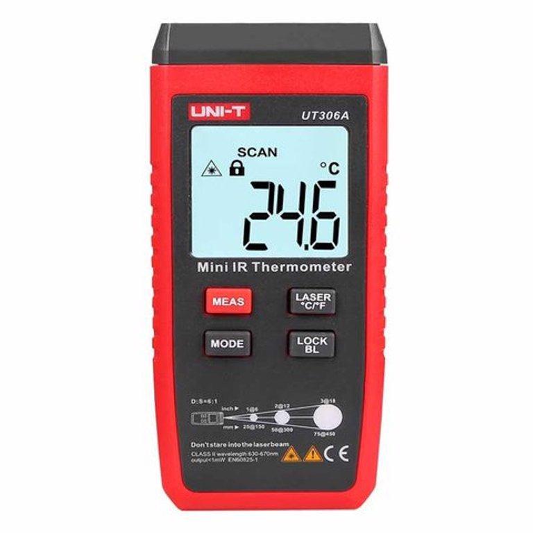 Thiết bị đo nhiệt độ kỹ thuật số Uni-T UT306A
