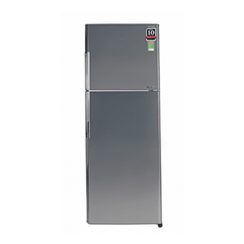 Tủ Lạnh Sharp Inverter 340 Lít SJ-X346E-SL