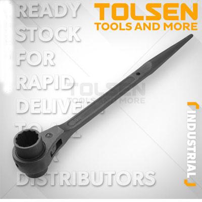 Tuýp đuôi chuột Tolsen 15297 19 x 24mm