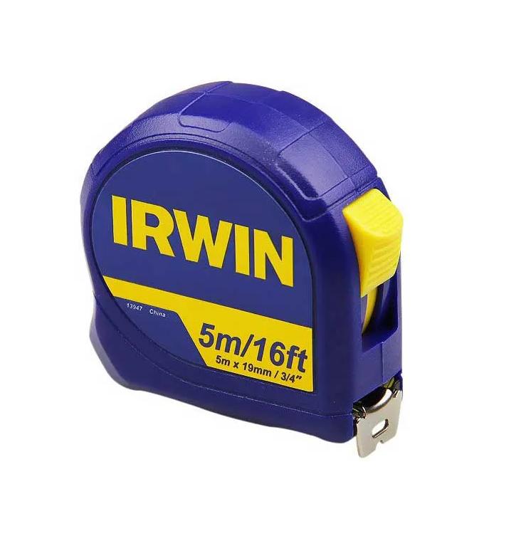5mx19mm Thước cuộn thép IRWIN T13947