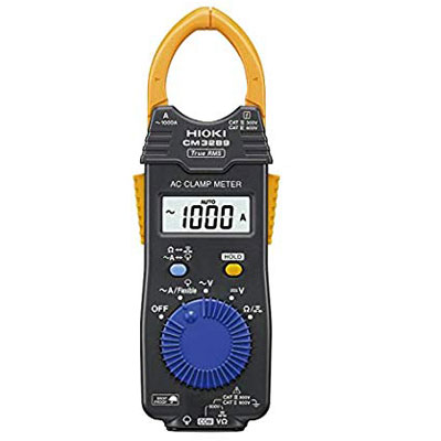 Ampe kìm AC Hioki CM3289 (1000A, True RMS)