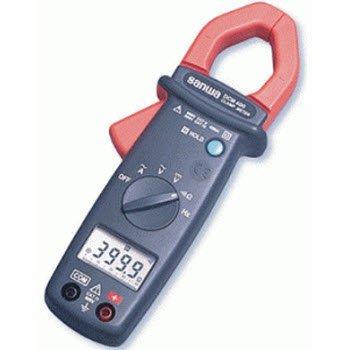 Ampe kìm Sanwa DCM400