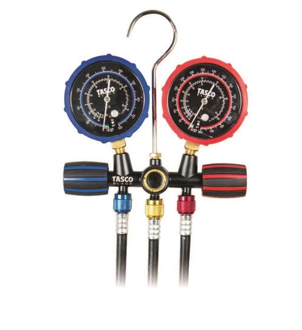 Đồng hồ áp suất Tasco TB120SM