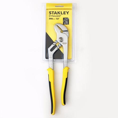 Kềm mỏ quạ Stanley 84-021 / 5 lỗ 12in, cán dày