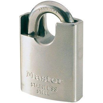 Khóa inox chống cắt 50mm Master Lock 550EURD