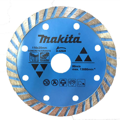Lưỡi cắt kim cương 1t Makita D-42628