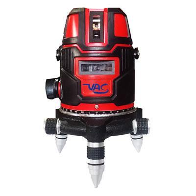 Máy cân bằng laser 5 tia VAC GT215(1H4V) 5mw tia đỏ