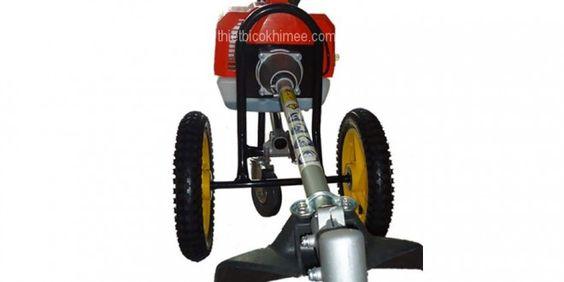 Máy cắt cỏ Trung Quốc động cơ xăng 2 thì Dinyi TB430