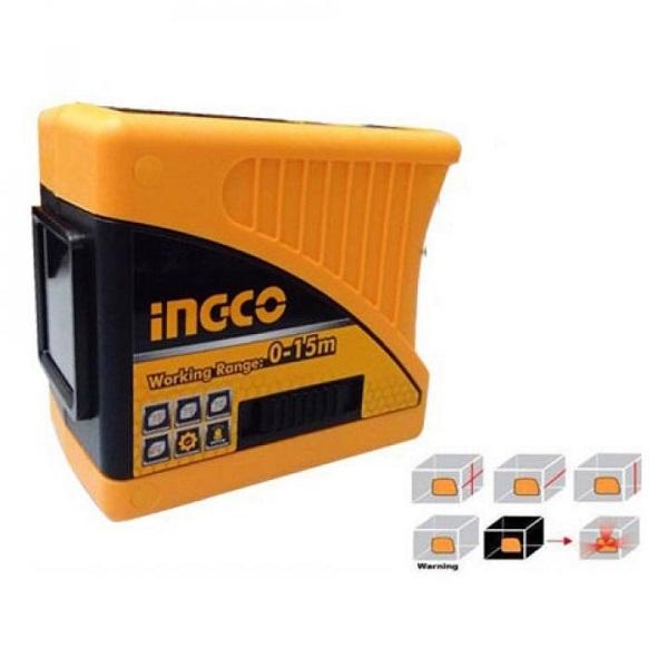 Máy đo laser xây dựng Ingco HLL156501