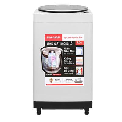Máy giặt 9kg Sharp ES-W90PVH