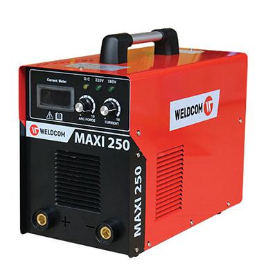 Máy hàn que weldcom Maxi 250