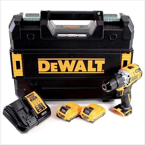 Máy khoan cầm tay Dewalt DCD706D2-KR (12V)