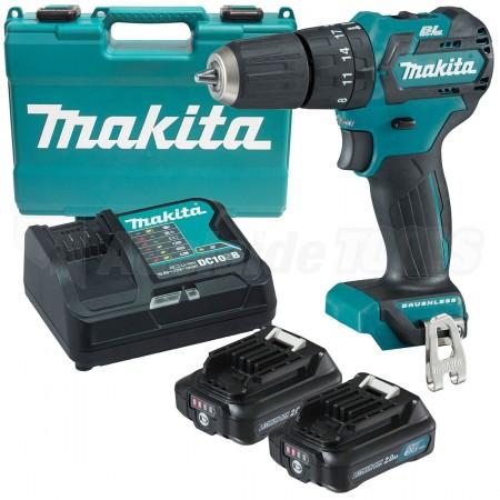 Máy khoan pin Makita HP332DSAE 12V