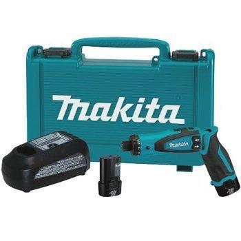 Máy khoan vặn vít dùng pin Makita DF010DSE 7.2V