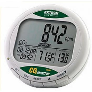 Thiết Bị Đo Khí CO2, Nhiệt Độ, Độ Ẩm Extech CO200