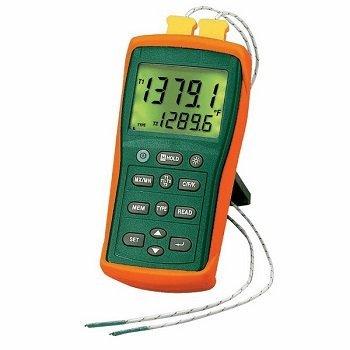 Thiết bị đo nhiệt độ kiểu K Extech EA10/ EA15