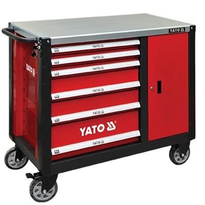 Tủ đựng đồ nghề cao cấp 8 ngăn YATO YT-09002