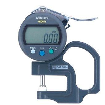 0-10mm, Đồng hồ đo độ dày điện tử Mitutoyo 547-301